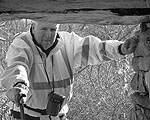 Ed Lenik, New Jersey archeologist