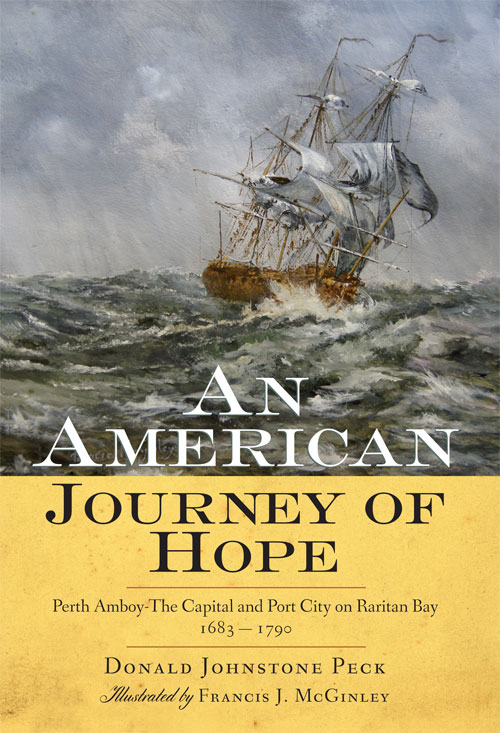 An American Journey of Hope by Donald Johnstone Peck