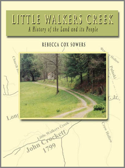 Little Walkers Creek: A History of the Land and Its People