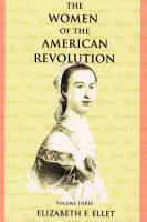 Women of the American Revolution Volume III